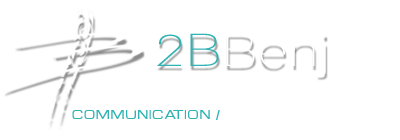 2BBenj - Creation graphique - Communication - Web design