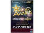 Affiche The Work'Awards